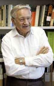 Prof. Dr. Richard R. Ernst (c) Ernst Schade