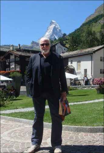 Jon Lord in Zermatt © Christian Dueblin