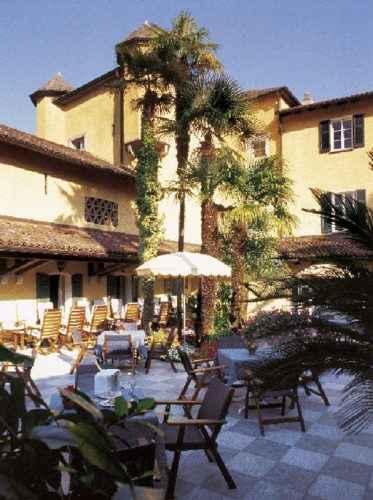 Hotel Castello del Sole. Mit freundlicher Genehmigung von Simon V. Jenny