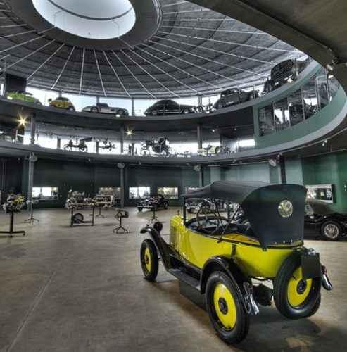 """Das Automuseum """"Pantheon"""" von Stephan Musfeld © Stephan Musfeld"""