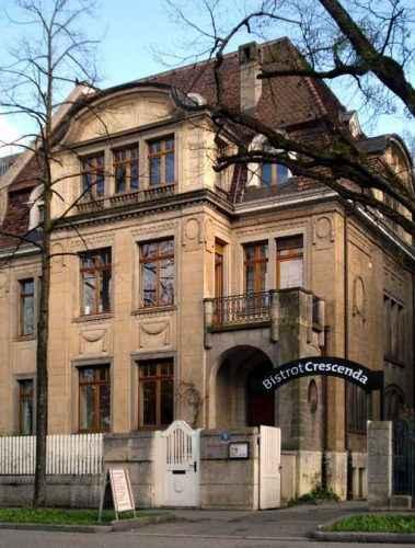 Bistrot Crescenda in Basel (c) Béatrice Speiser