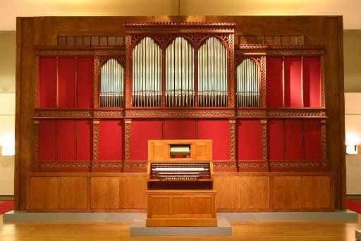 Die Britannic-Orgel