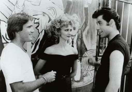 Randal Kleiser: Grease, Set 1968