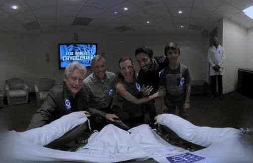 Randal Kleiser's Sci-Fi Virtual Reality Drama 'Defrost'