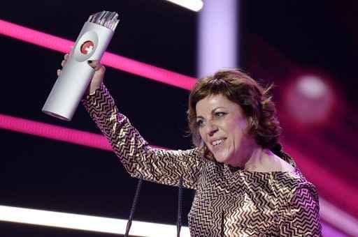 Sabine Boss gewinnt den Swiss Award