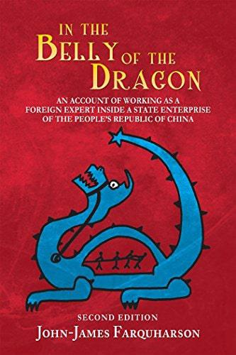 "John-James Farquharson: Book ""In the Belly of the Dragon"""
