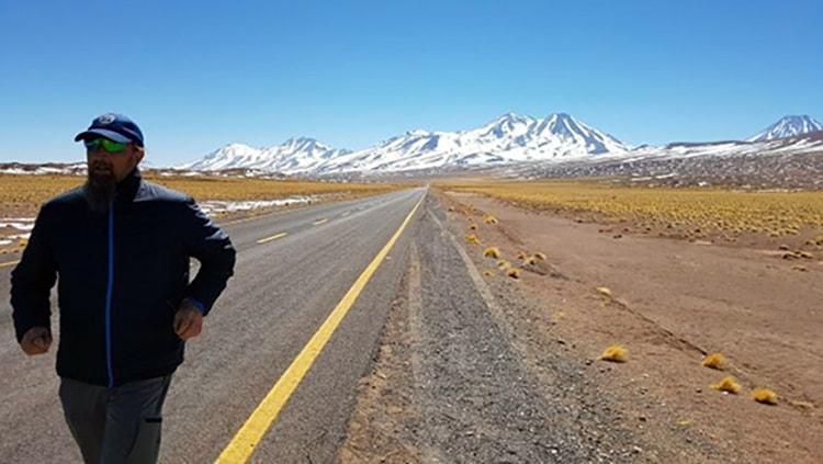 Robby Clemens: Nutzt auch erfolgreich Crowdfunding zur Finanzierung seiner Lauf-Projekte