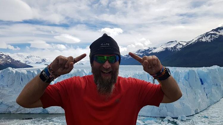 Robby Clemens: Auf dem Heimweg zurück vom grossen Abenteuer am Südpol