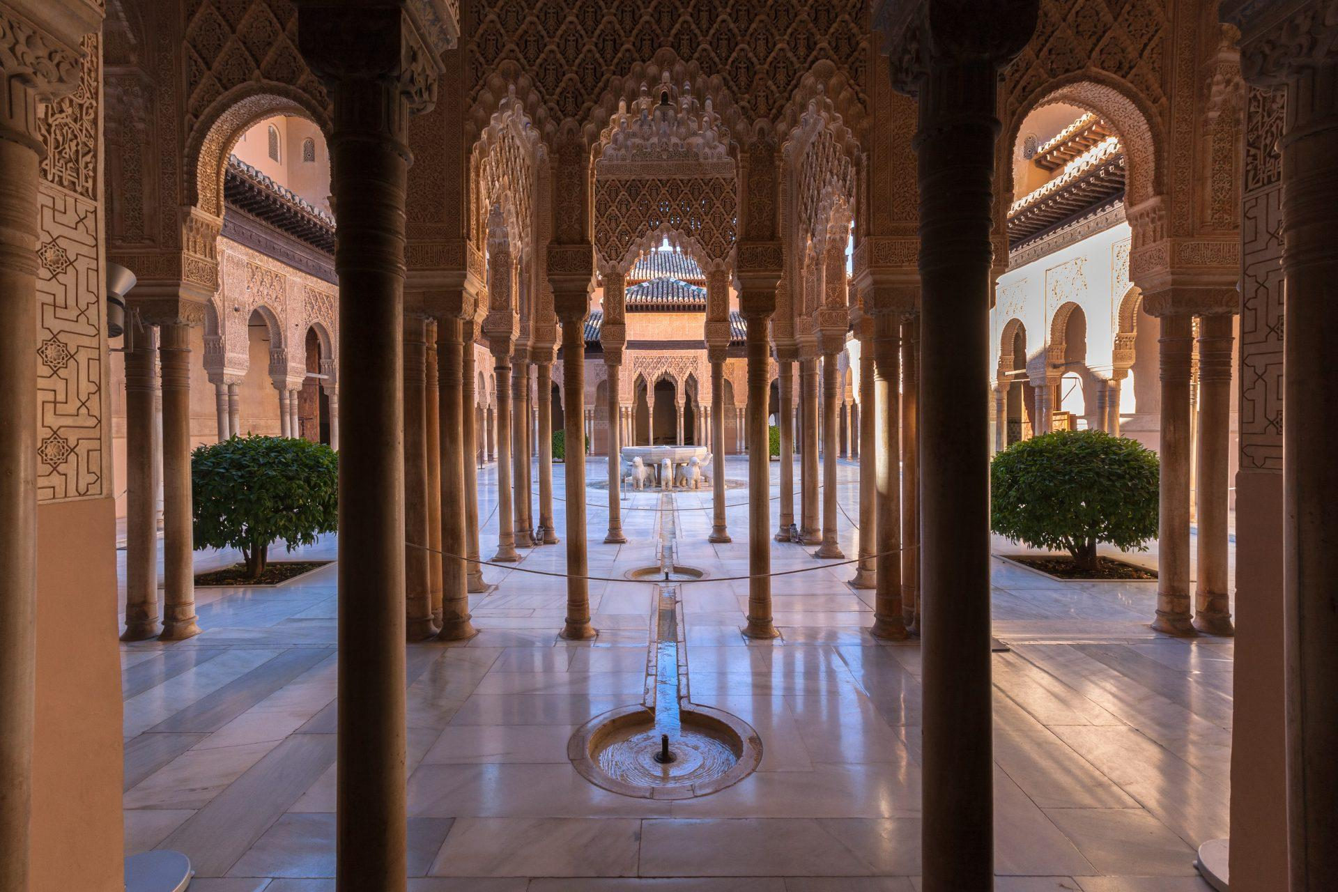 Alhambra in Granada_Xecutives Interview mit Javier Albarrán