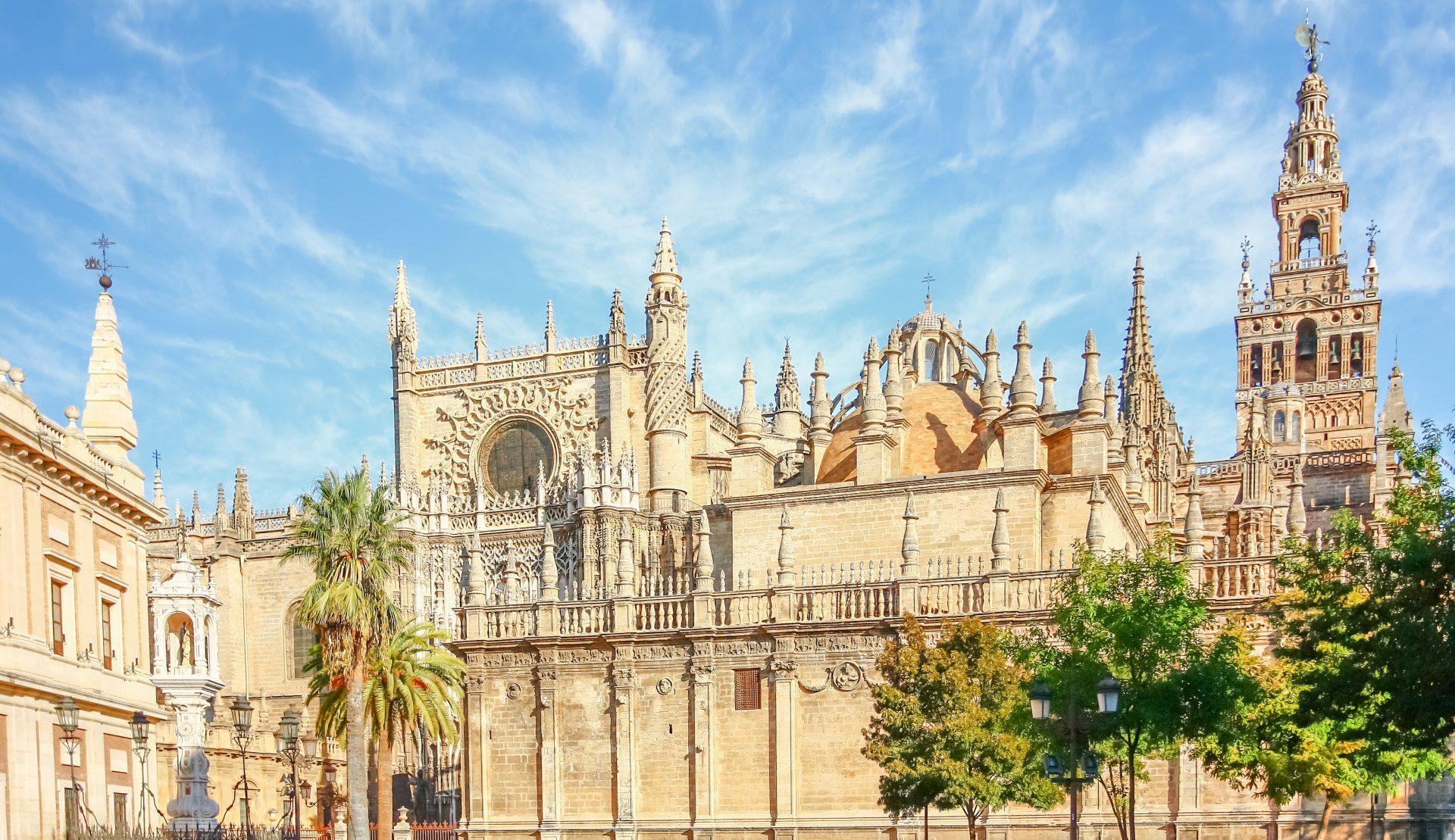 Kathedrale von Sevilla_Interview mit Javier Albarrán